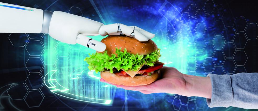Industrie 4.0 in der Lebensmittelproduktion