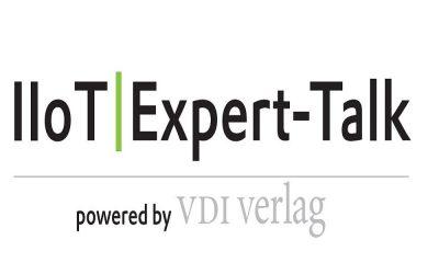 Der IIoT Expert-Talk vom VDI-Verlag