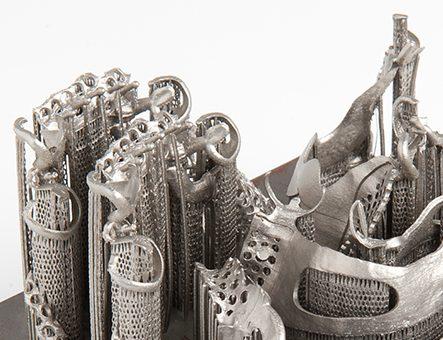 3D Metalldruck