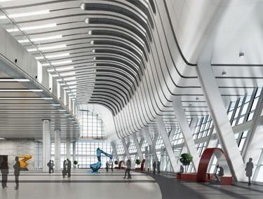 Nanjing – neuer Standort der Technology Academy geht 2020 an den Start