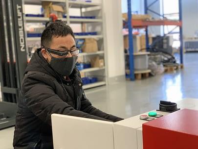 Online-Diskussion: Industrieller Hochlauf in China
