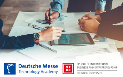 Neuer Kooperationspartner: Steinbeis School of International Business and Entrepreneurship (SIBE)