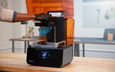 Formlabs: Stereolithografie 3D Druck