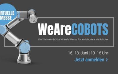 Universal Robots: Zweite virtuelle Messe für kollaborierende Roboter 16.-18.06.2020